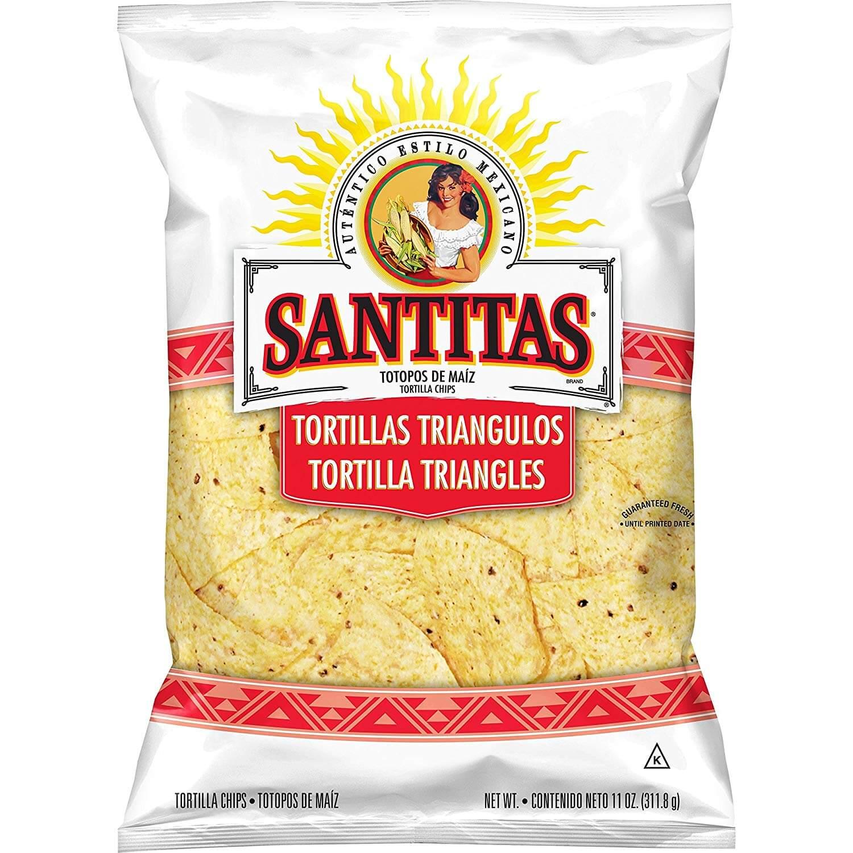 Lay's Santitas White Corn Tortilla Chips