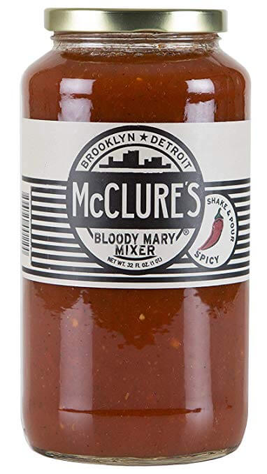 McClure's Bloody Mary Mixer