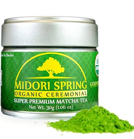 Midori Spring Organic Ceremonial Matcha