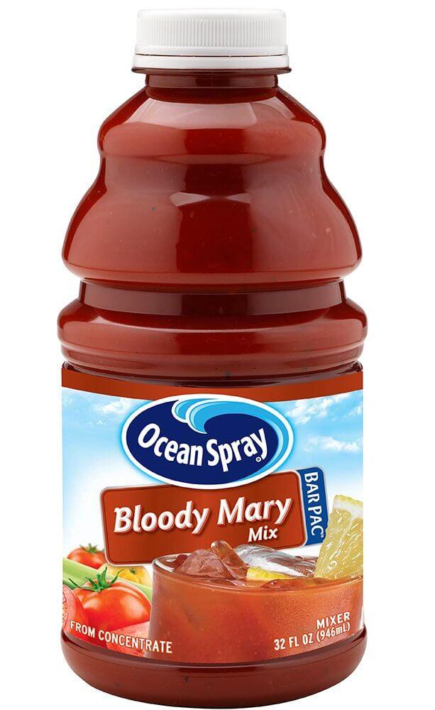 Ocean Spray Bloody Mary Mix