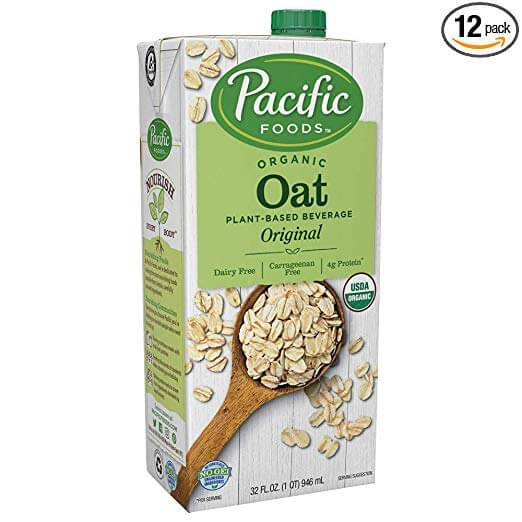 Pacific Foods Organic Oat Original Plant-Based Beverage
