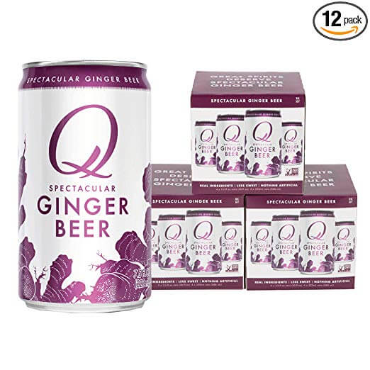 Q Ginger Beer by Q Mixers