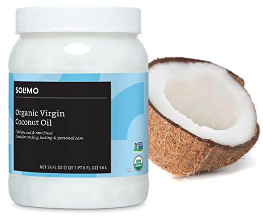 Solimo Organic Virgin Coconut Oil