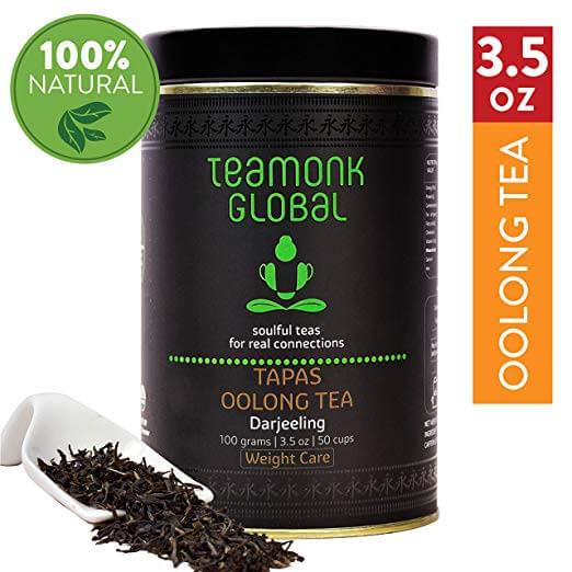 Teamonk Global Darjeeling Oolong Tea