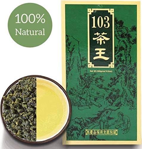 Ten Ren King's Oolong Tea
