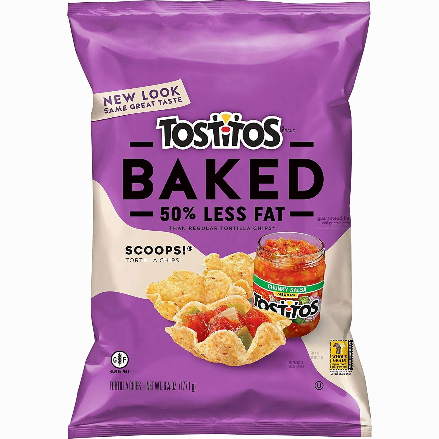 Tostitos Oven Baked Tortilla Chips