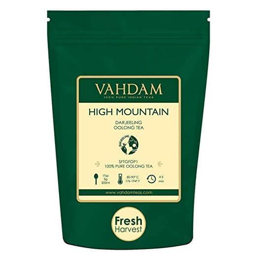 VAHDAM, High Mountain Oolong Tea