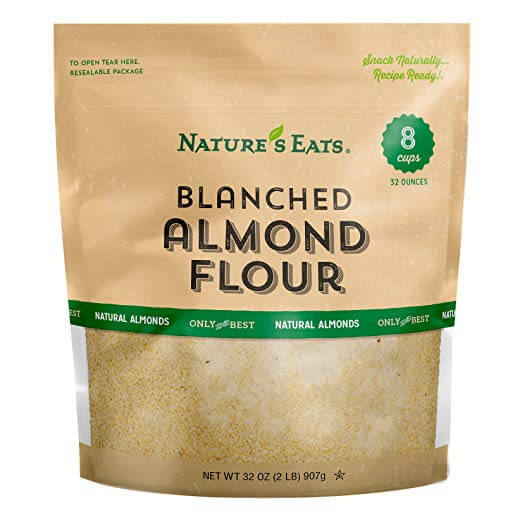 ​​Nature's Eats Blanched Almond Flour