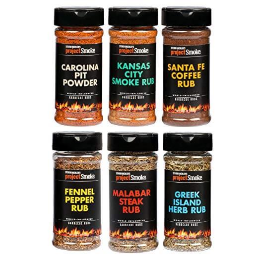 Steven Raichlen Project Smoke BBQ Spice Rub Seasoning