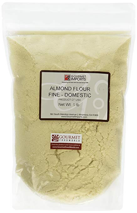 Almond Flour by Pastry