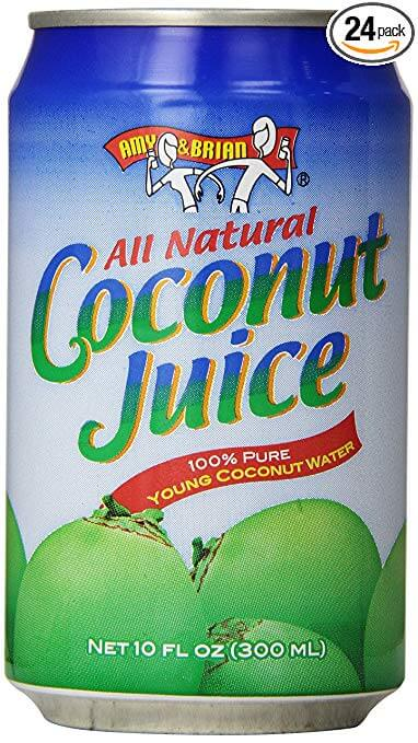 Amy & Brian Coconut Water Original