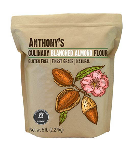 Anthony's Almond Flour Blanched Culinary Grade