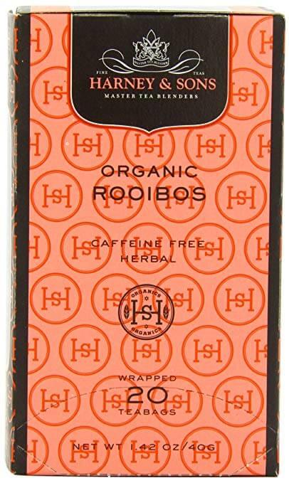 Harney & Sons Organic Rooibos Herbal Tea