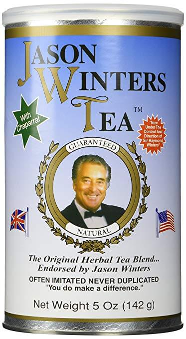 Jason Winters Classic Blend Herbal Tea