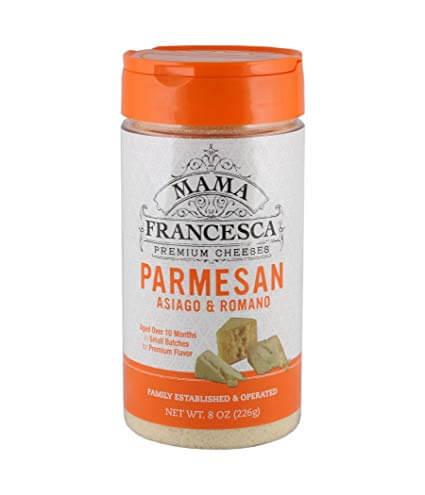 Mama Francesca Premium Parmesan