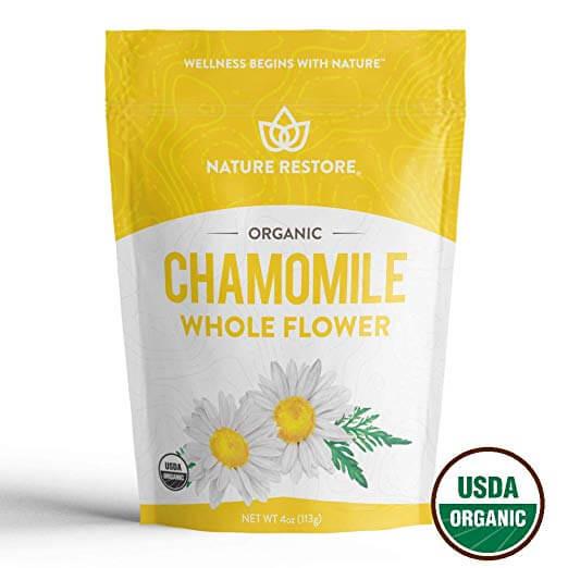 Nature Restore Organic Chamomile Tea