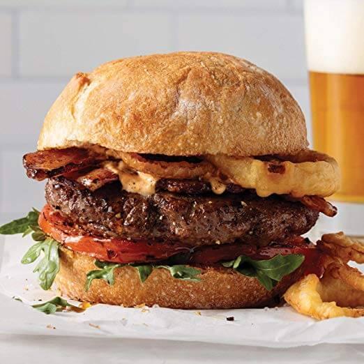 Omaha Steaks Burgers