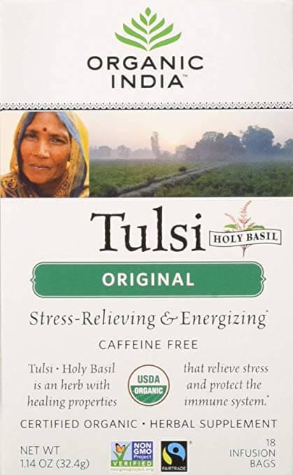 Organic India Tulsi Original Tea Bags