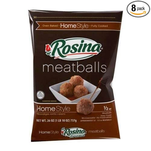 Rosina Home-Style Meatballs