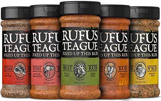Rufus Teague Assorted Premium Rub