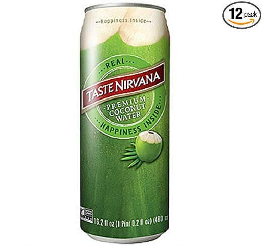 Taste Nirvana Premium Coconut Water