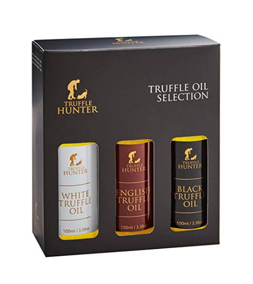 TruffleHunter Truffle Oil Selection
