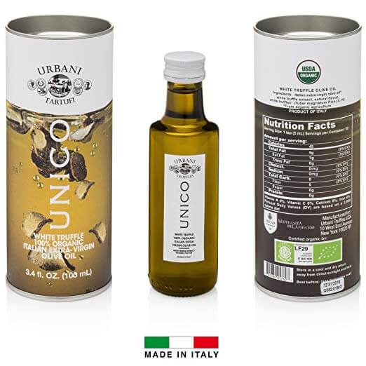 Urbani Truffles Organic White Truffle Oil