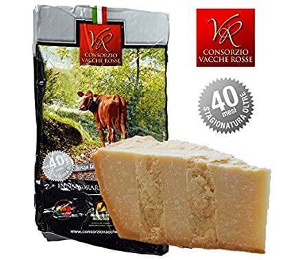 Vacche Rosse (Red Cow) Parmigiano Reggiano