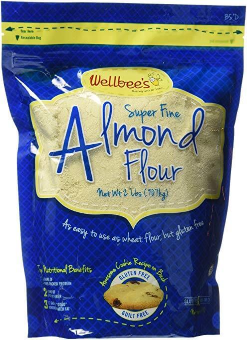 Wellbee's Super Fine Almond Flour
