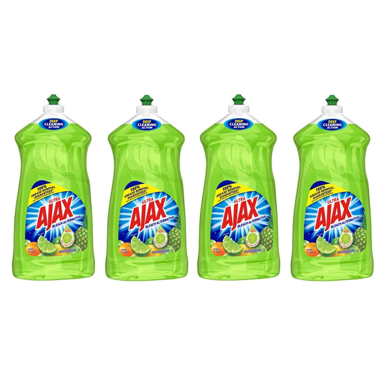 Ajax Ultra Triple Action Liquid Dish Soap