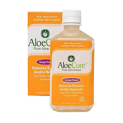 AloeCure Pure Aloe Vera Juice