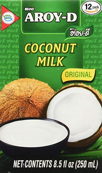 Aroy-D Coconut Milk Original