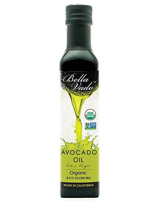 Bella Vado Organic Extra Virgin Avocado Oil