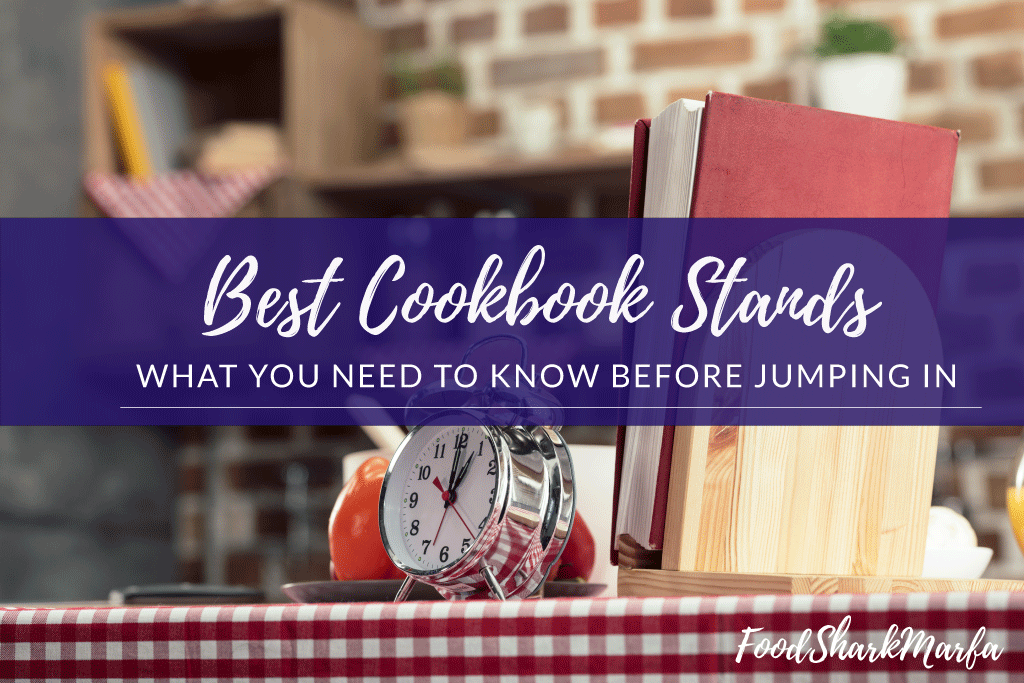 The 10 Best Cookbook Stands For Keeping