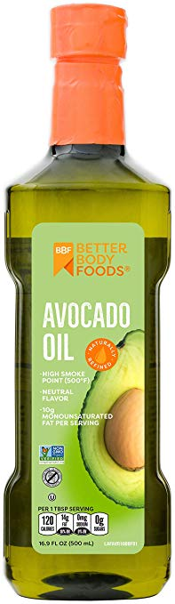 BetterBody Foods Avocado Oil