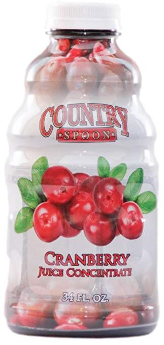 Country Spoon Cranberry Juice Concentrate