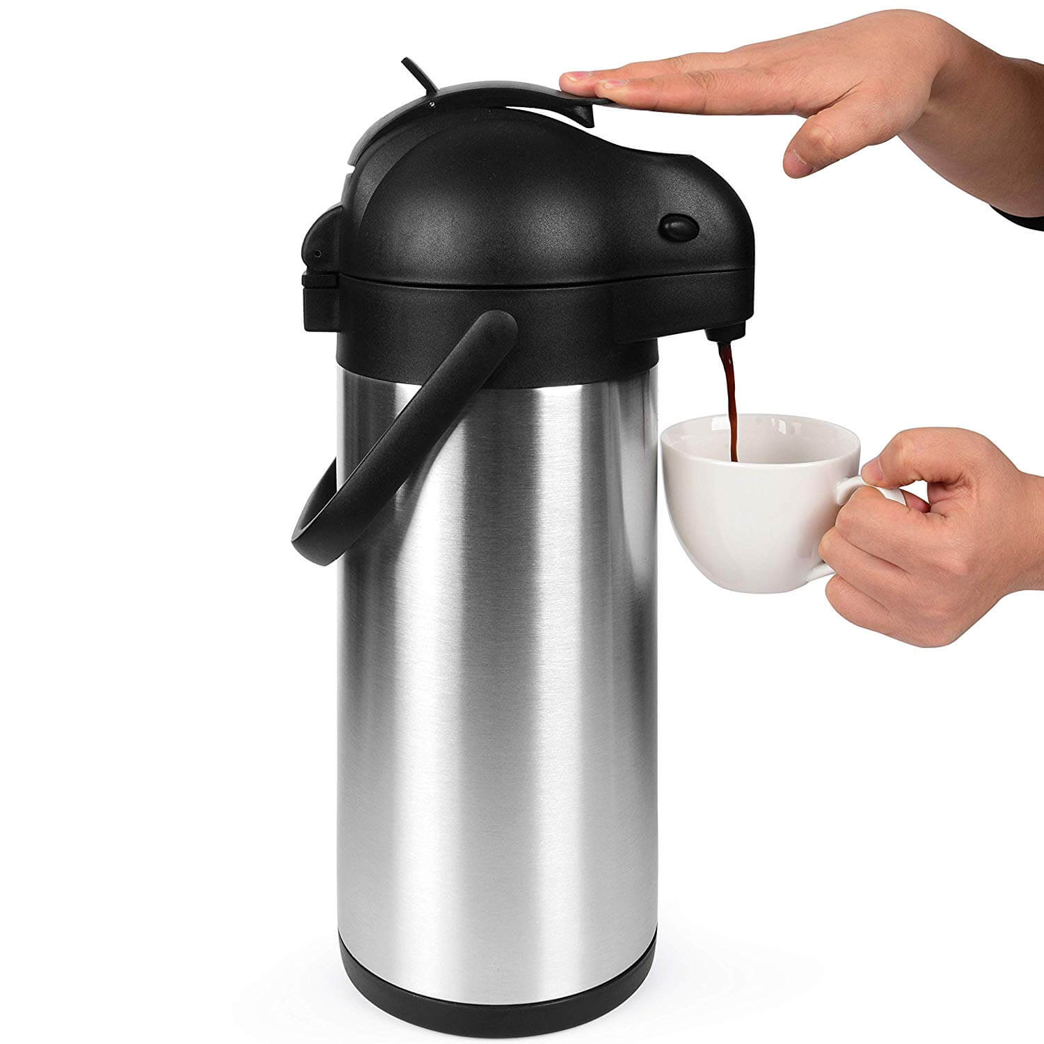 Cresimo Air Pot Thermal Coffee Carafe