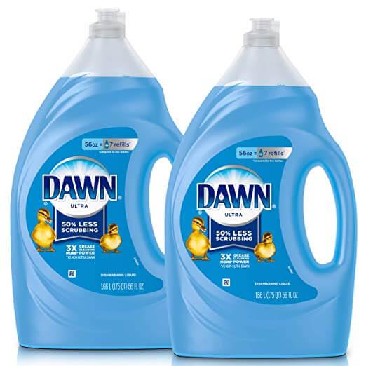 Dawn Ultra Dishwashing Liquid Dish Soap