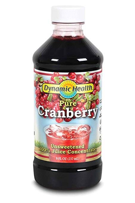 Dynamic Health Pure Cranberry