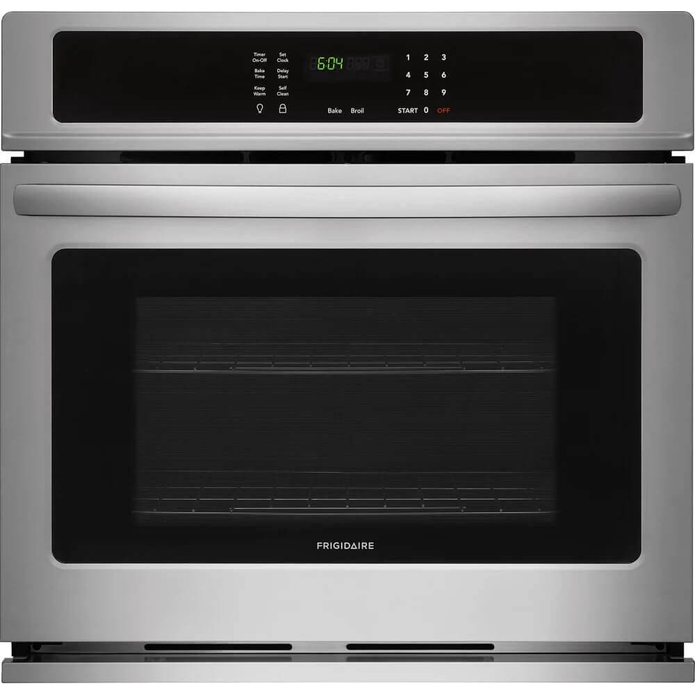 Frigidaire FFEW2726TS 27 Inch Total Capacity Electric Single Wall Oven