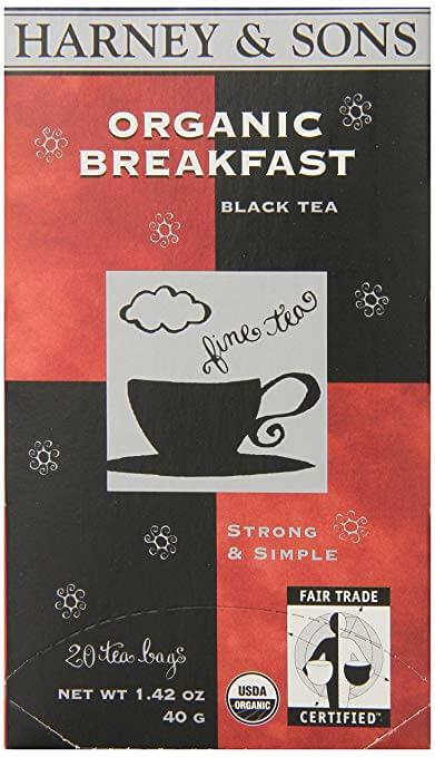 Harney & Sons Organic Breakfast Tea