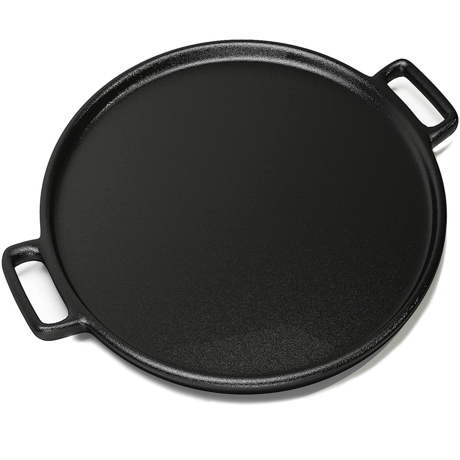 Home-Complete Cast Iron Pizza Pan Skillet
