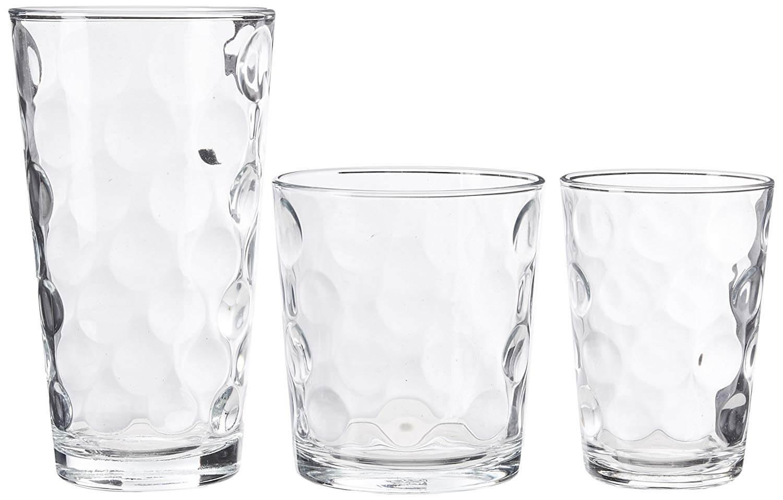 Home Essentials Galaxy Glassware Set