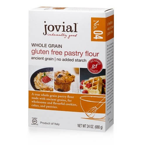 JOVIAL Gluten Free Whole Grain Pastry Flour