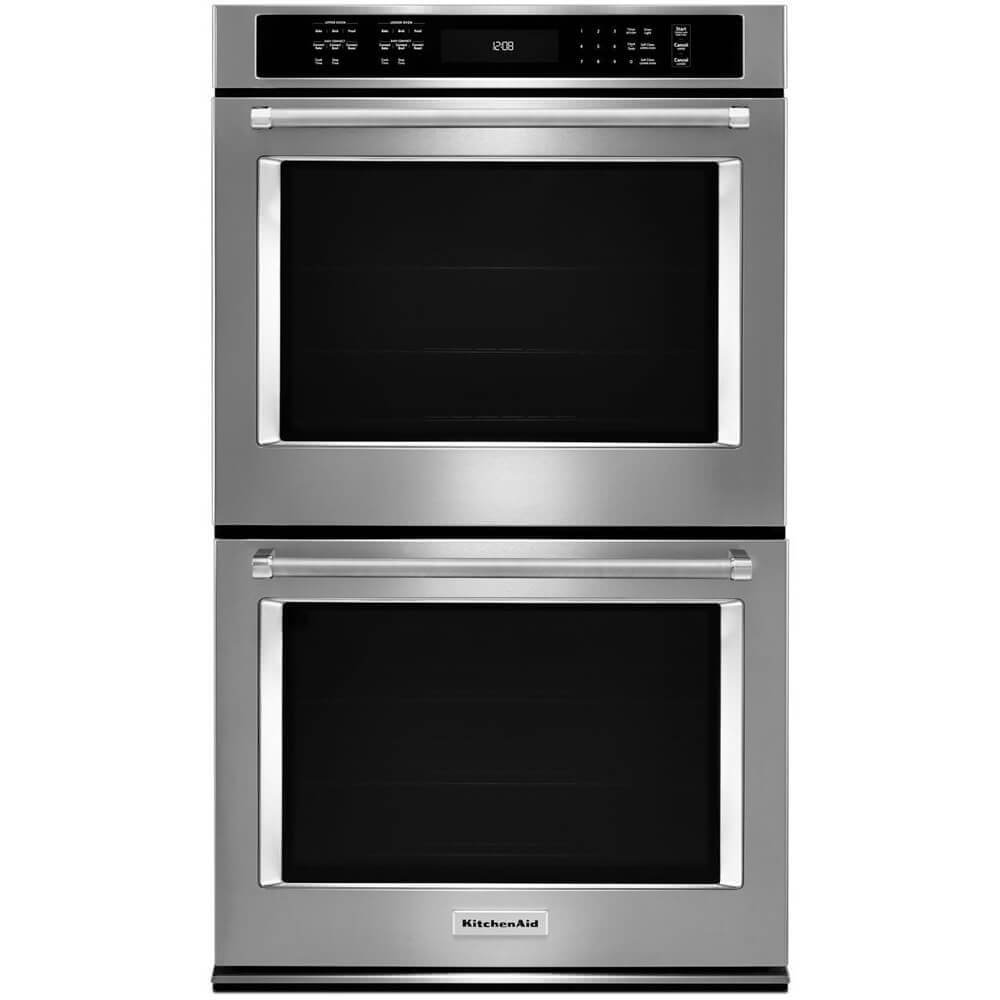 KitchenAid KODE500ESS Electric Double Wall Oven