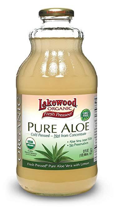 Lakewood, Organic Aloe Vera Juice