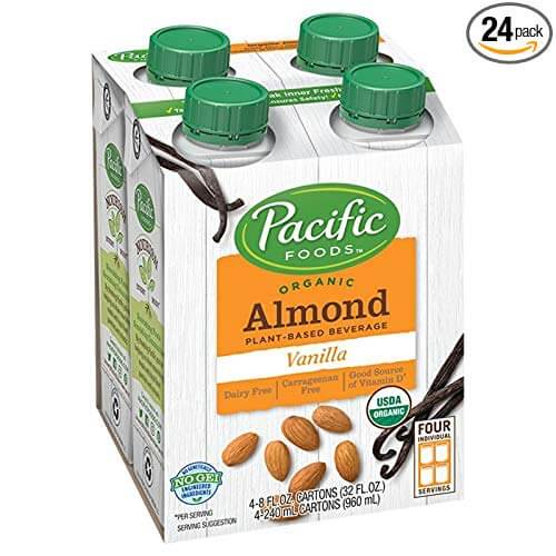 Pacific Foods Organic Almond Non-Dairy Beverage