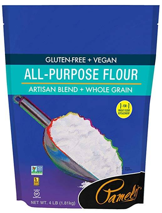 Pamela's Products Gluten Free All Purpose Flour Blend