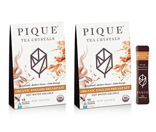 Pique Organic English Breakfast Black Tea