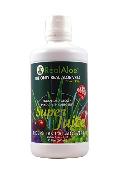 Real Aloe Vera Super Juice